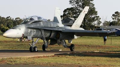 A21-114 - McDonnell Douglas F/A-18B Hornet - Australia - Royal Australian Air Force (RAAF)