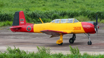 3509 - Nanchang PT-6A - Bangladesh - Air Force