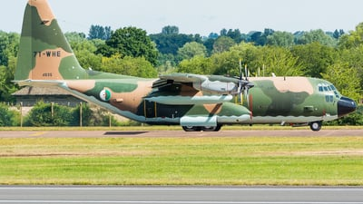 7T-WHE - Lockheed C-130H Hercules - Algeria - Air Force