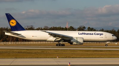 D-ALFA - Boeing 777-FBT - Lufthansa Cargo