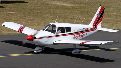 N5554D - Piper PA-28-180 Cherokee - Winx Flying Club