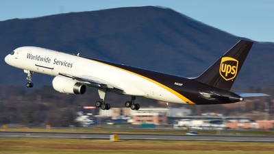 N463UP - Boeing 757-24A(PF) - United Parcel Service (UPS)