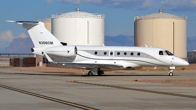 N306CM - Embraer EMB-550 Legacy 500 - Private