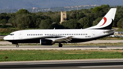 A picture of 9HMTF - Boeing 737329 - MalethAero - © Javier Rodriguez - Amics de Son Sant Joan