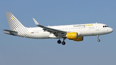 EC-LVU - Airbus A320-214 - Vueling