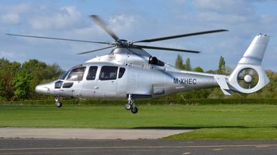 M-XHEC - Eurocopter EC 155B - Private