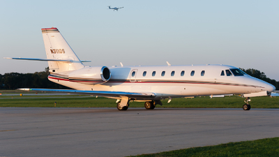 N311QS - Cessna 680 Citation Sovereign - NetJets Aviation