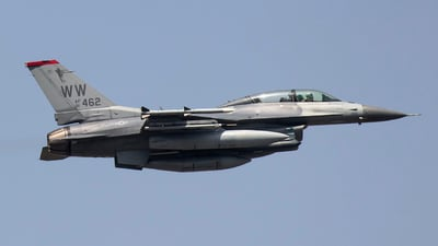 91-0462 - Lockheed Martin F-16D Fighting Falcon - United States - US Air Force (USAF)