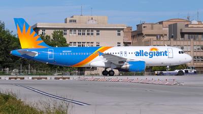 N203NV - Airbus A320-214 - Allegiant Air