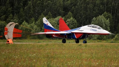 RF-92804 - Mikoyan-Gurevich MiG-29S Fulcrum C - Russia - Air Force