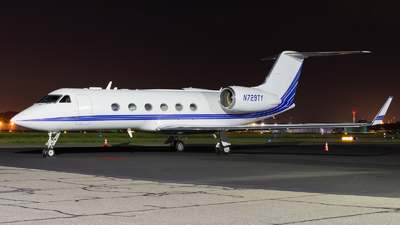 A picture of N729TY - Gulfstream IV - [1141] - © Taylor Kim