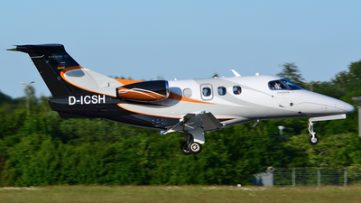 D-ICSH - Embraer 500 Phenom 100 - Private