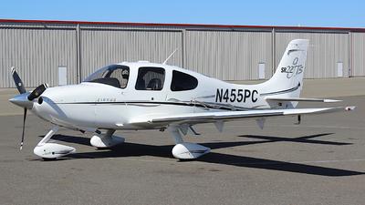 N455PC - Cirrus SR22 G2 GTS - Private
