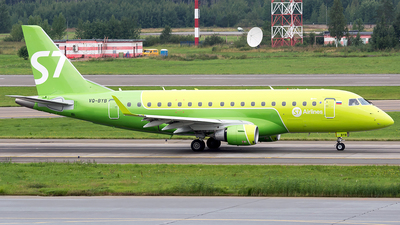 VQ-BYB - Embraer 170-100SU - S7 Airlines
