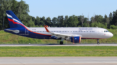 A picture of VPBIL - Airbus A320214 - Aeroflot - © Vitaly Revyakin