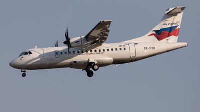 SX-FOR - ATR 42-500 - Sky Express