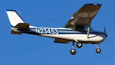N23453 - Cessna 150H - Private