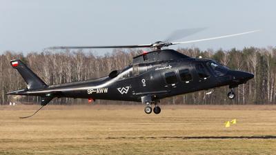 SP-AWW - Agusta-Westland AW-109SP GrandNew - Private