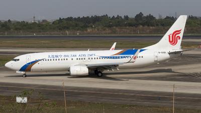 B-5681 - Boeing 737-89L - Dalian Airlines