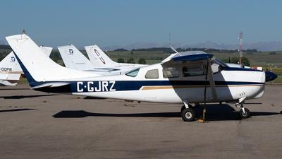 C-GJRZ - Cessna 210B Centurion - Private