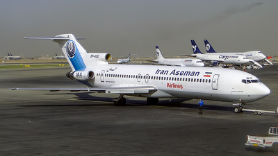 EP-ASC - Boeing 727-228(Adv) - Iran Aseman Airlines