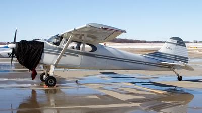 N1932C - Cessna 170B - Private