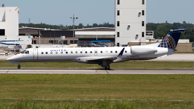 N14173 - Embraer ERJ-145XR - United Express (Commutair)