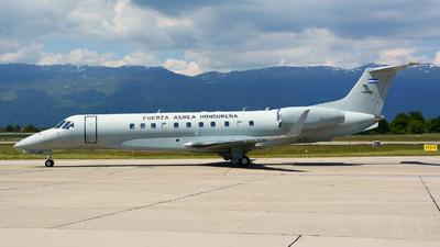 FAH-001 - Embraer ERJ-135BJ Legacy 600 - Honduras - Air Force