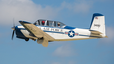 N134LM - Beechcraft T-34A Mentor - Private