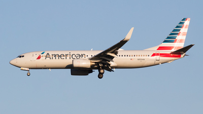 A picture of N959AN - Boeing 737823 - American Airlines - © DreamRiser