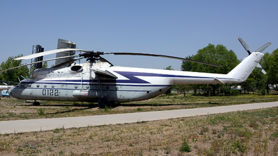 0122 - Mil Mi-6 Hook - China - Air Force