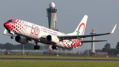 CN-RGV - Boeing 737-85P - Royal Air Maroc (RAM)