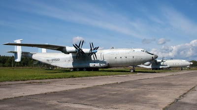 RA-09320 - Antonov An-22A - Russia - Air Force