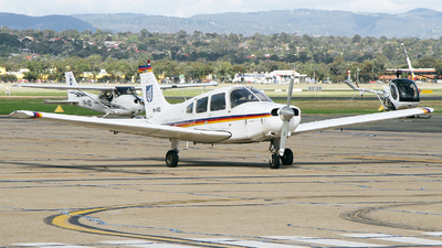 VH-BEG - Piper PA-28-161 Warrior II - University of South Australia