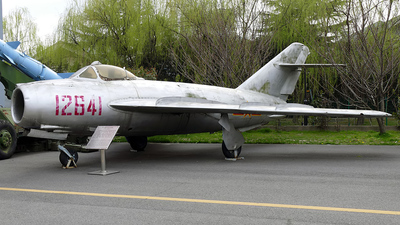 12641 - Shenyang J-5 - China - Air Force