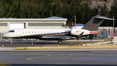 N91FX - Bombardier BD-700-1A10 Global Express - Flexjet