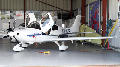 A picture of VHTCQ - Cirrus SR20 - [1834] - © Brenden