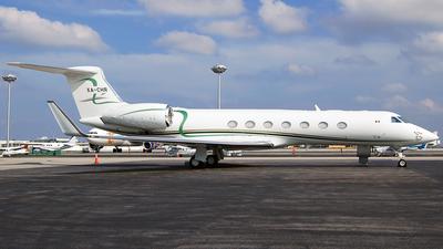 XA-CHR - Gulfstream G550 - Private