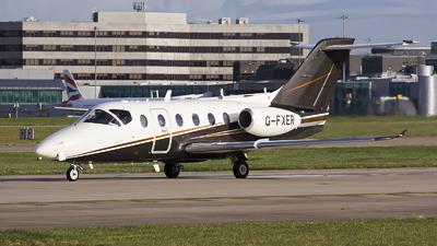 G-FXER - Beechcraft 400A Beechjet - Flairjet