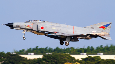 67-8391 - McDonnell Douglas F-4EJ Kai - Japan - Air Self Defence Force (JASDF)