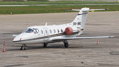 OK-IMO - Hawker Beechcraft 400XP - Queen Air