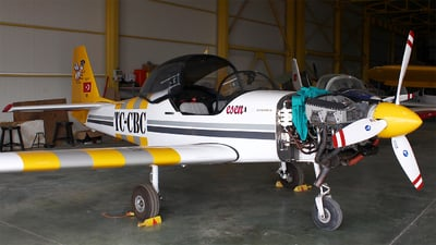 TC-CBC - Slingsby T67M-200 Firely - Private