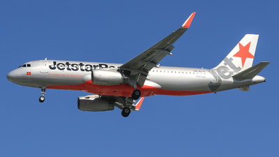 VN-A577 - Airbus A320-232 - Jetstar Pacific Airlines
