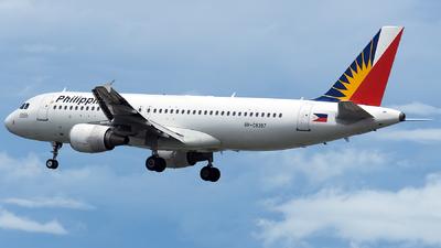 RP-C8397 - Airbus A320-214 - PAL Express