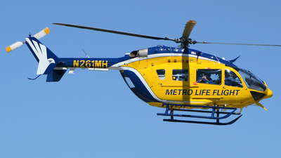 A picture of N261MH - Airbus Helicopters H145 - [9250] - © DJ Reed - OPShots Photo Team