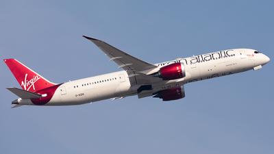 A picture of GVZIG - Boeing 7879 Dreamliner - Virgin Atlantic - © Nestor Hung
