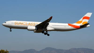 OY-VKI - Airbus A330-343 - Sunclass Airlines