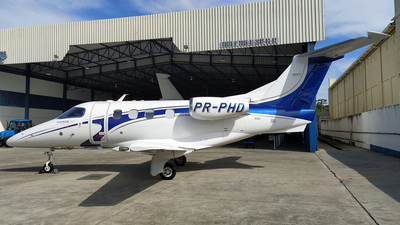 A picture of PRPHD - Embraer Phenom 100 - [50000160] - © Sergio Mendes