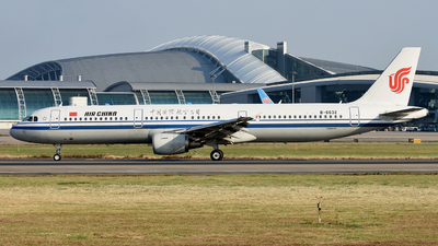 B-6632 - Airbus A321-213 - Air China