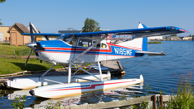 N185WF - Cessna 185A Skywagon - Private
